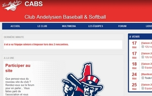Club Andelysien Baseball & Softball